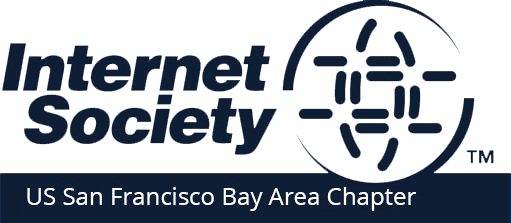 ISOC Bay Area - Internet Society Footer Logo